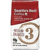 Level 3 Seattle's Best Coffee, Whole Bean, 12 oz