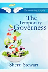 The Temporary Governess (Entertaining Angels Book 4) Kindle Edition
