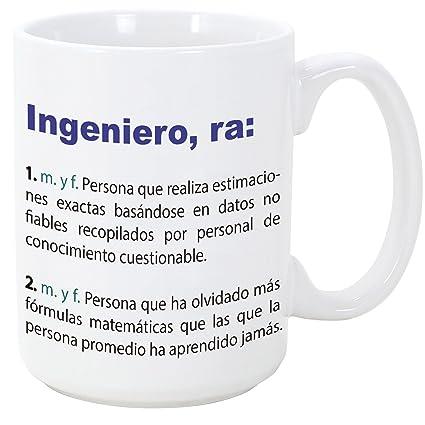 Mugffins Tazas Desayuno Originales de Profesiones para Regalar a  Trabajadores Tazas para Ingenieros - Tazas con a63dabb3e5b3