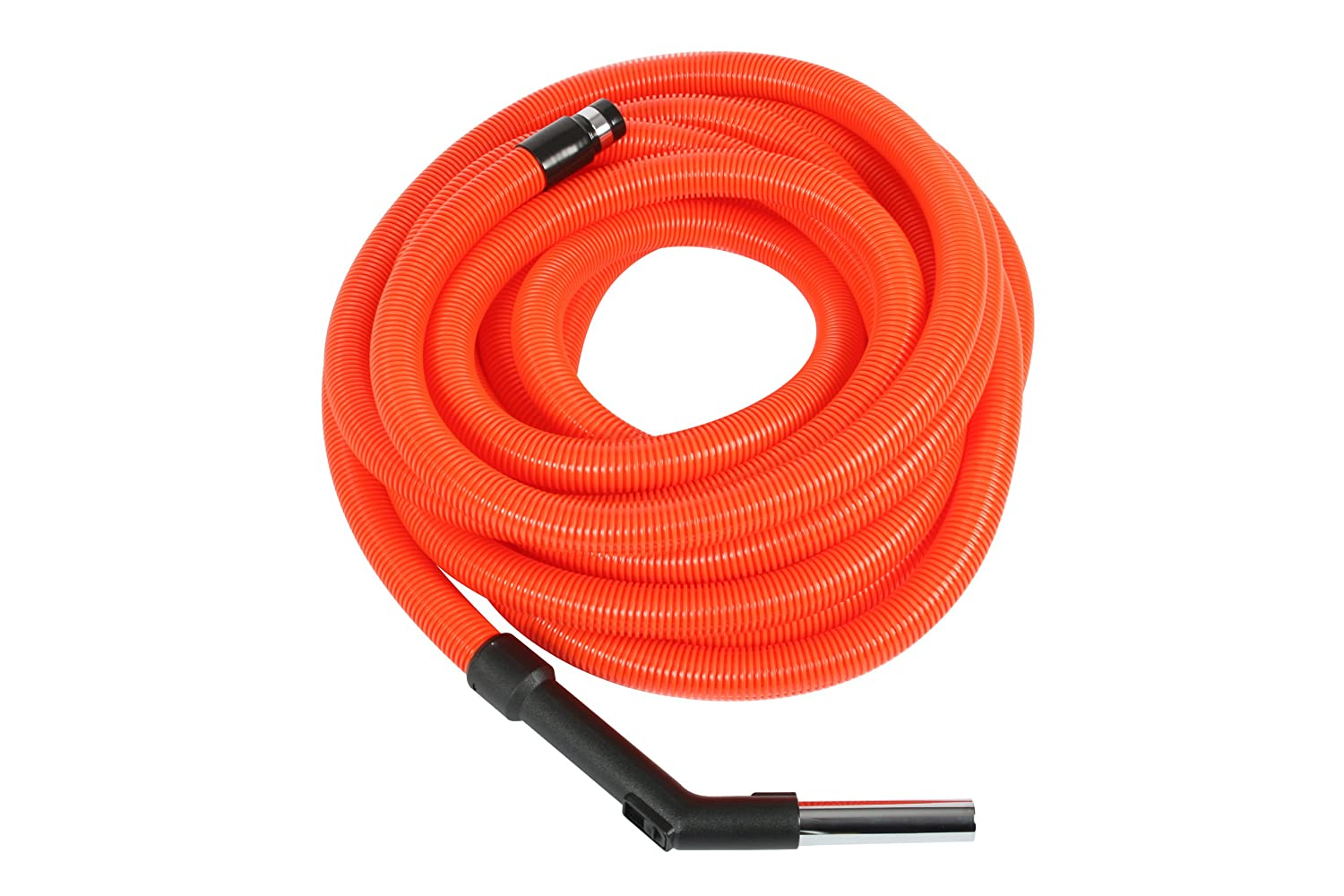 Cen-Tec Systems 99878 Orange Vacuum Hose Kit, 50-Feet