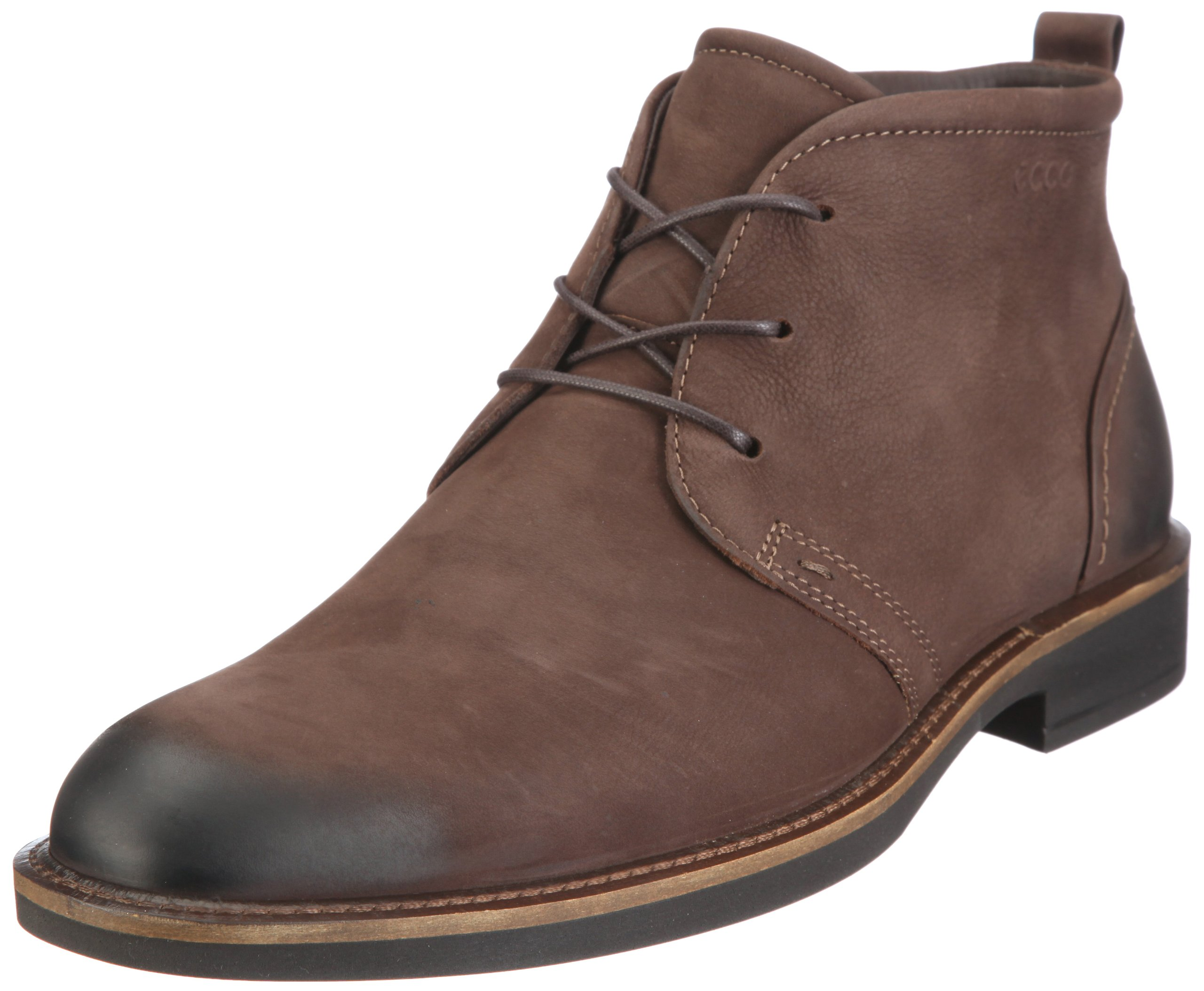 ECCO Men's Biarritz Chukka Boot,Coffee,45 EU/11-11.5 M US