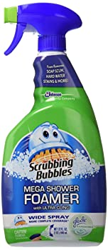 Scrubbing Bubbles Cleaner for Soap Scum
