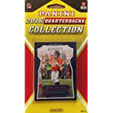 2016 Panini NFL Football Quarterbacks Collection Special Edition Factory Sealed 10 Card QB Set Including Peyton Manning…
