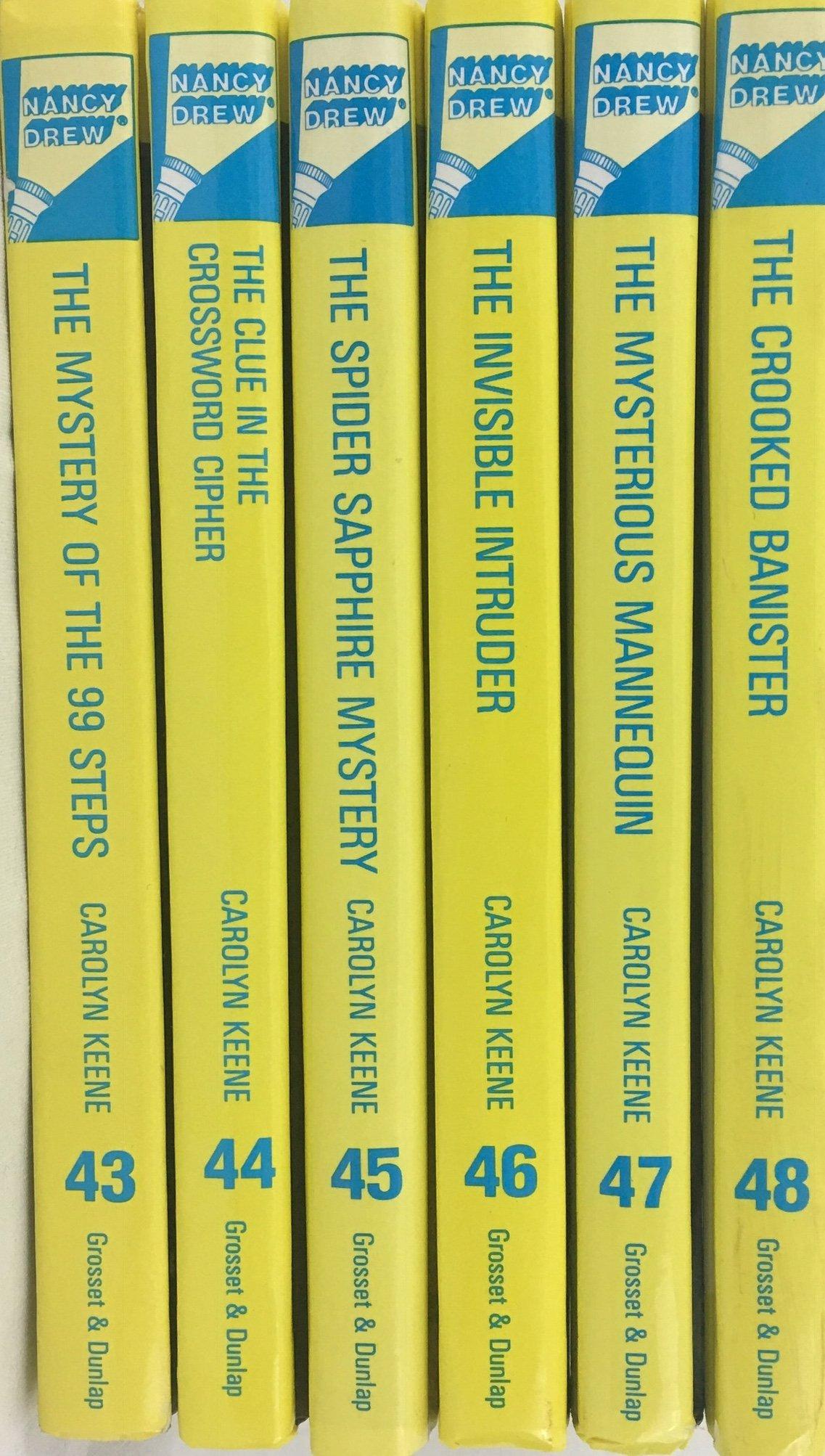 Download Nancy Drew Set - Books 43-48 PDF