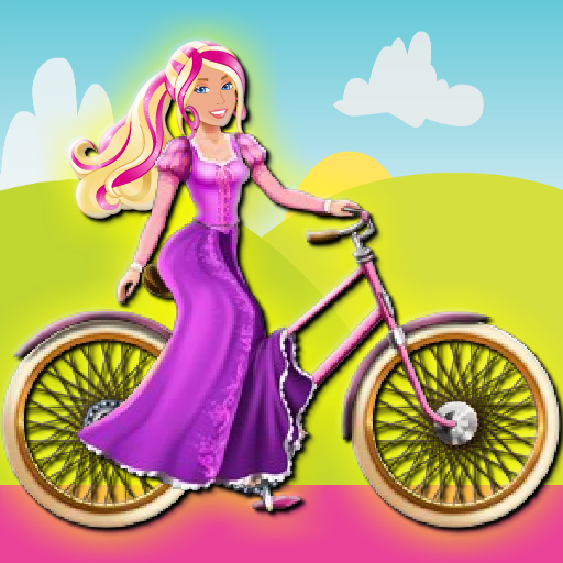 Princess Sara Ride Bike ()