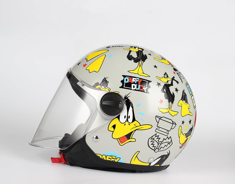 BHR 92527/Casco 713/Duffy Duck Beb/é Tama/ño YL multicolor 53//54 talla YL
