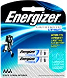 Energizer Ultimate L92BP2 AAA Lithium Battery