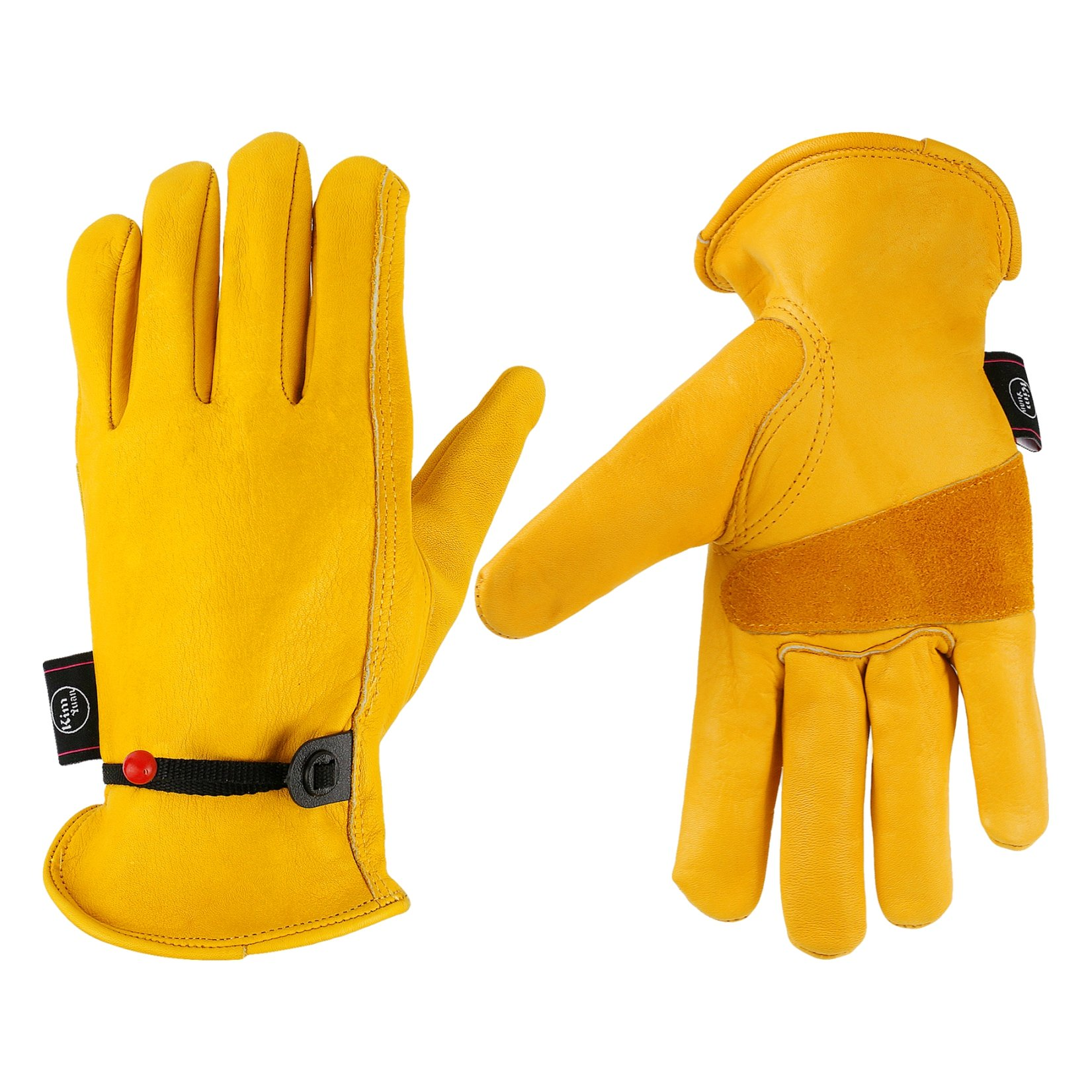 Facility Maintenance & Safety Garden Clothing & Gear Scan Thermal Latex Coated Gloves Size 8 Medium Fine Craftsmanship