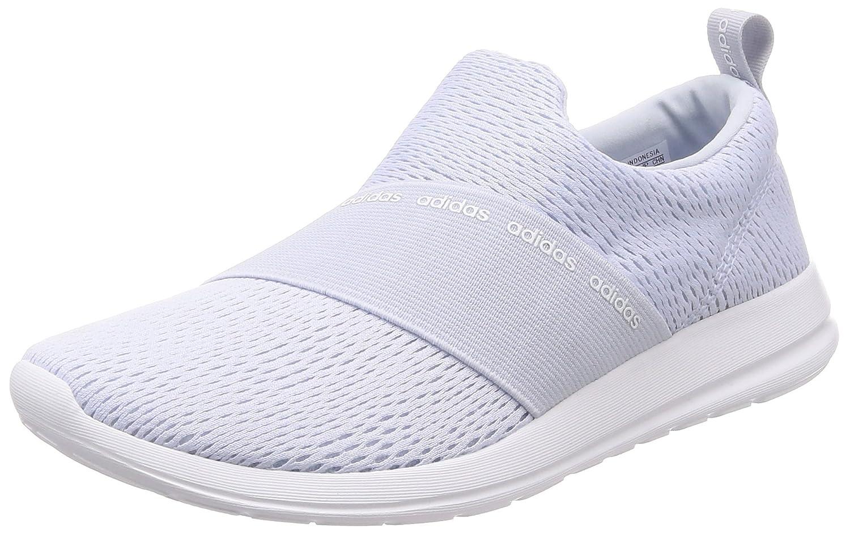 adidas Damen Cloudfoam Refine Adapt Fitnessschuhe Blau (Aero Blue S18/Aero Blue S18/Ftwr White Aero Blue S18/Aero Blue S18/Ftwr White)