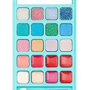 Unicorn Smartphone Lipgloss Set - Mint