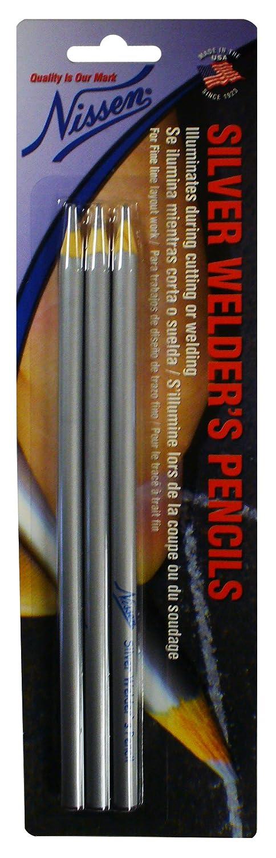 Pencils Silver Mine Welders Welding welder/'s Pencils ~ Qty 3