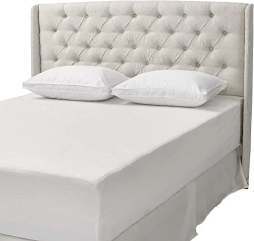 Christopher Knight Home Lidia Tufted Fabric Headboard