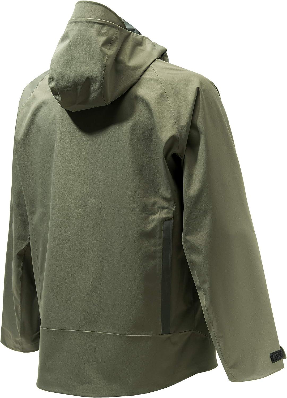 BERETTA Art GU713 Active WP Packable Jacket Chaqueta de caza impermeable y transpirable