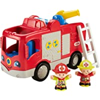 Fisher-Price Little People Helping Others Fire Truck