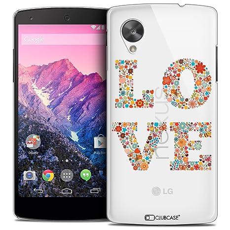 Caseink - Carcasa Funda - Funda LG Nexus 5 [Crystal HD ...