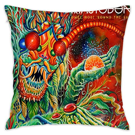Amazon.com: Mastodon Fashion Home Decor - Funda de almohada ...