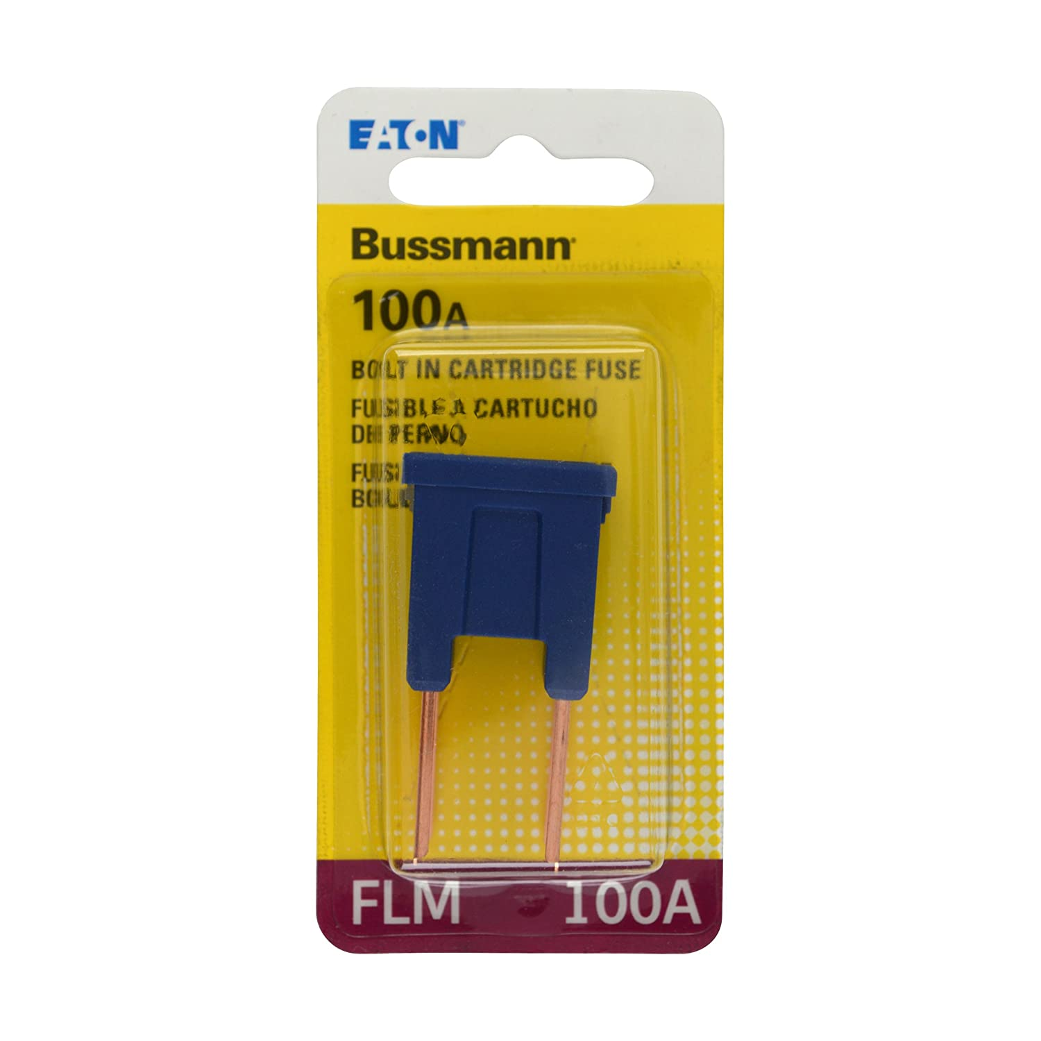 Bussmann (BP/FLM-100-RP) 100 Amp Male Termination Fusible Link