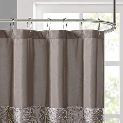 Madison Park MP70 2303 Aubrey Shower Curtain 54x78 Blue54x78 E