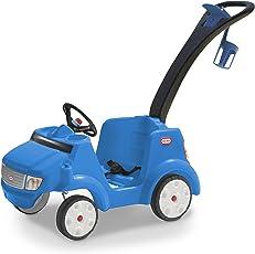 Little Tikes Quiet Drive Buggy (Blue) – Amazon Exclusive