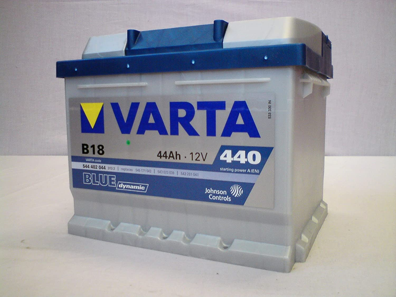 VARTA Blue Dynamic B18 12V 44Ah 440A batería para coche