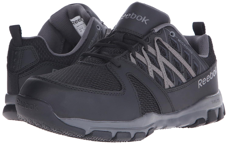 935eff1a4cda Amazon.com  Reebok Work Men s Sublite Work RB4016 Athletic Safety Shoe   Shoes
