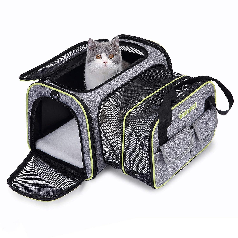 Transportín especial para perros pequeños