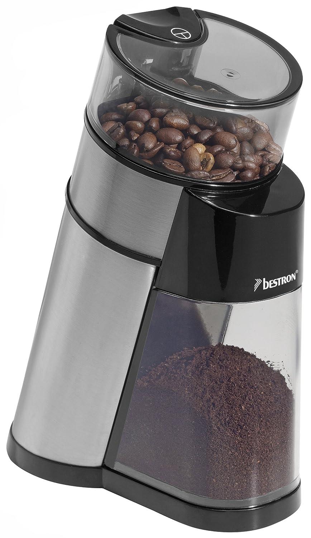Bestron Akm1405 Accesorios para Máquinas de Café, 150 W, Acero Inoxidable, Blanco: Amazon.es: Hogar