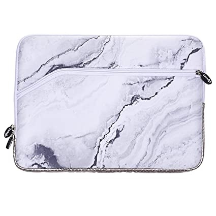 4d310dc53420 Cosmos Neoprene Protective Laptop Notebook Sleeve Case Bag for Old MacBook  Pro 13''/ MacBook Air 13''/ Old MacBook Pro Retina Display 13'', White ...