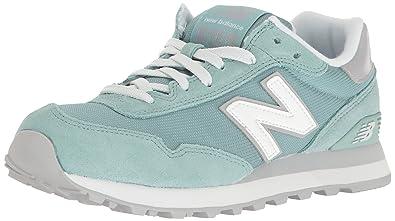 6b14b6acc4187 New Balance Women's 515 Core Pack Lifestyle Fashion Sneaker, Storm  Blue/Silver Mink,