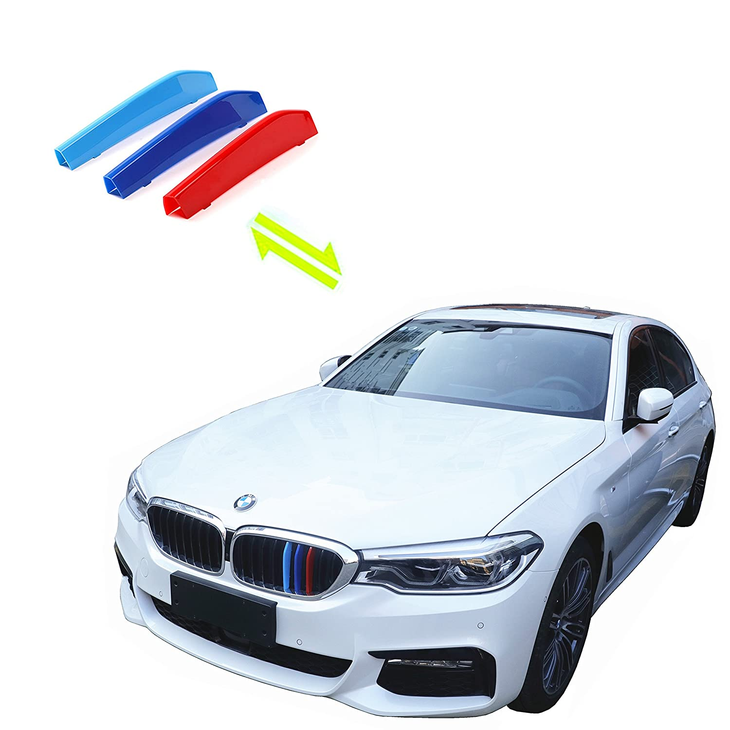 Amazon Jackey Awesome Exact Fit M Colored Grille Insert Trims