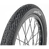 "Goodyear Folding Bead Bicycle Tire, 18"" x 1.5/2.125"", Black"
