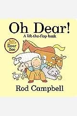 Oh Dear! Board book