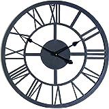 "Gardman 8450 Giant Roman Numeral Wall Clock, 21.5"" Long x 21.5"" Wide"