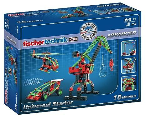 Sonstige 240 Piece fischertechnik Universal Starter Kit