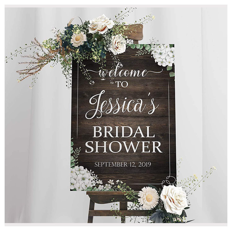 Bridal shower sign wedding shower bridal shower welcome,welcome sign bridal shower floral bridal shower shower sign
