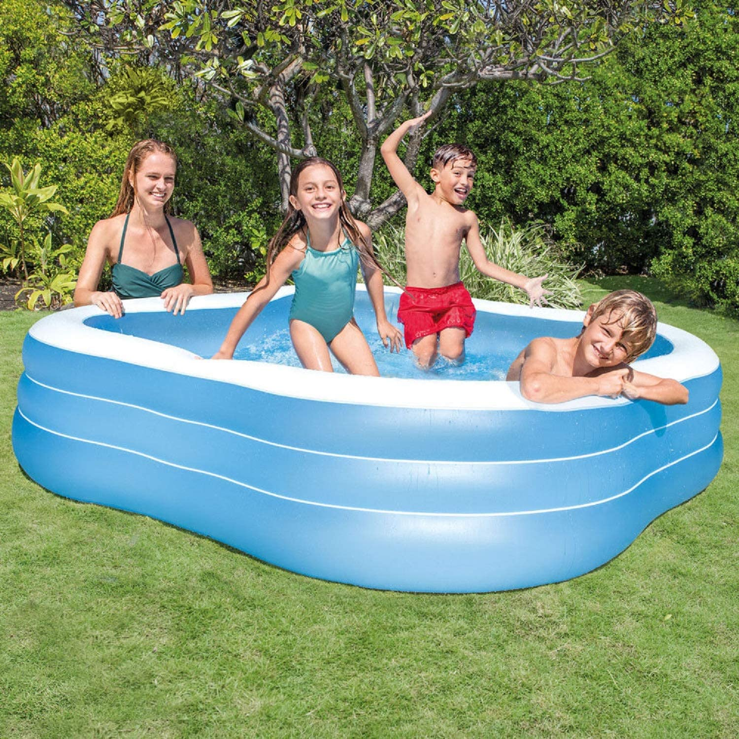 Bavaria-Home-Style-Collection - Piscina Grande para Familia, niños ...