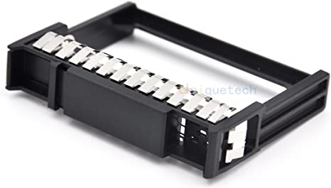 """Hard drive blank caddy'filler 2.5/"""" sff for h p dl380 g8 g9 670033-001//652991-001"""