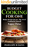 Meals For Me Cookbook: Cook for Yourself: 37 Quick