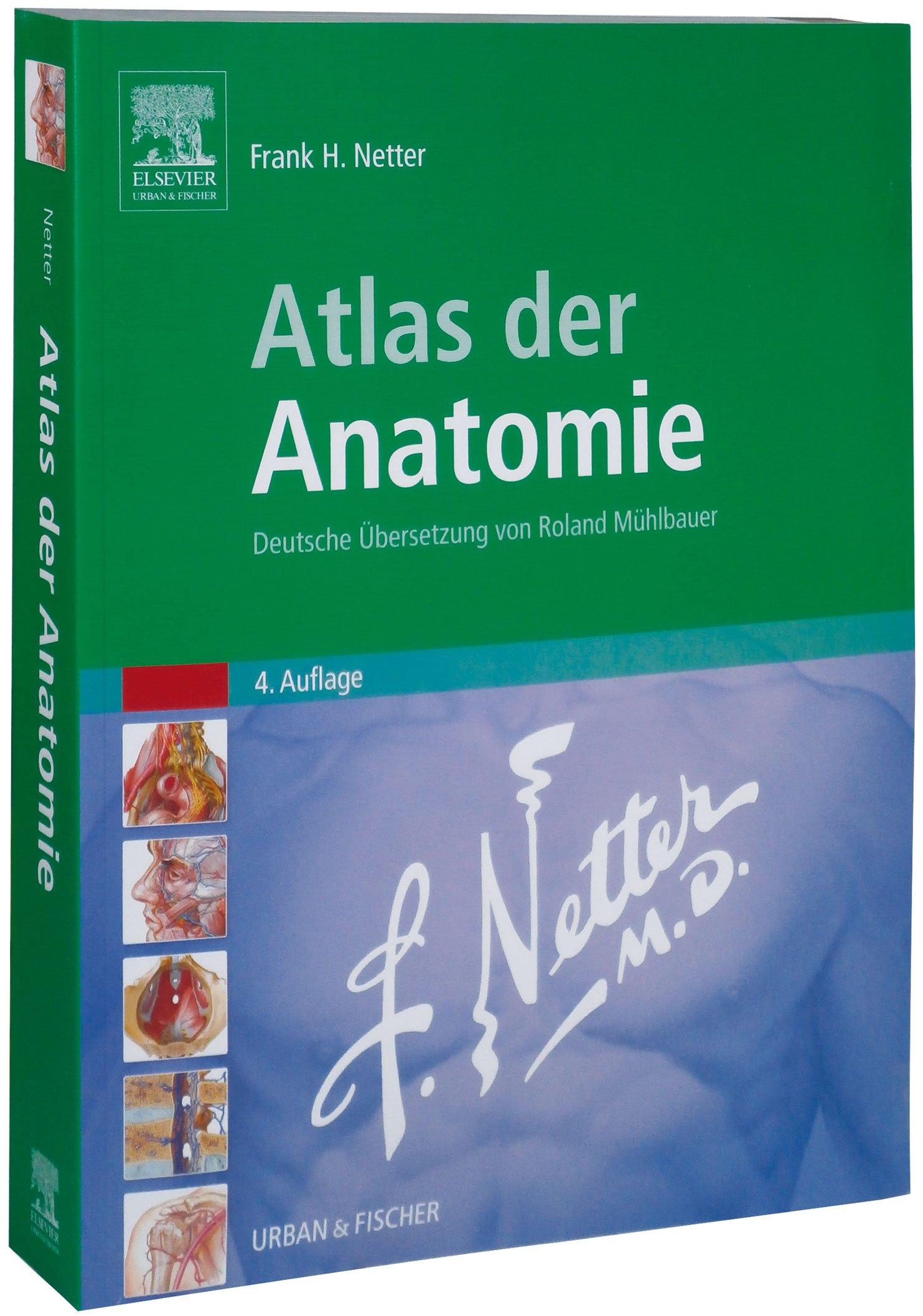 Netter - Atlas der Anatomie: Amazon.de: Frank H. Netter: Bücher