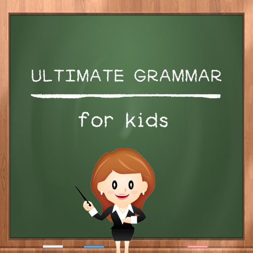 Ultimate Grammar For Kids]()