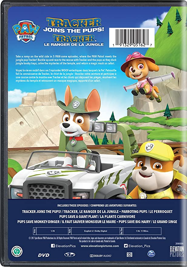 Paw patrol episodes with tracker | Games, Volledige afleveringen