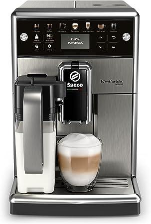 Saeco - Cafetera (Independiente, Máquina espresso, 1,8 L, Granos ...