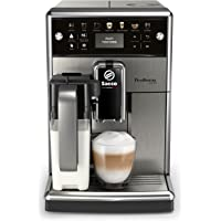 Saeco PicoBaristo Deluxe Kaffeevollautomat (LED Display, integriertes Milchsystem)
