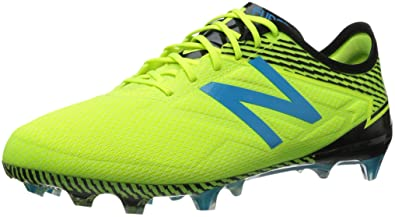 17e09769df5e2 New Balance Men's Furn 3.0 Pro FG Soccer Shoe, hi lite/Maldives, 3.5