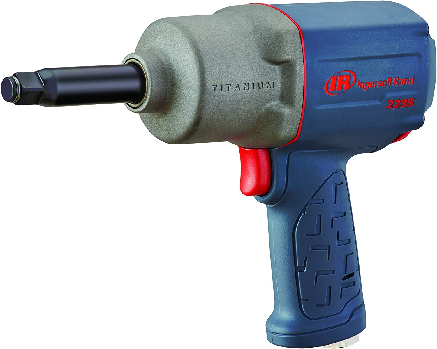 Ingersoll Rand 2235TiMAX-2 1/2-Inch Drive Extended Anvil Air Impact Wrench