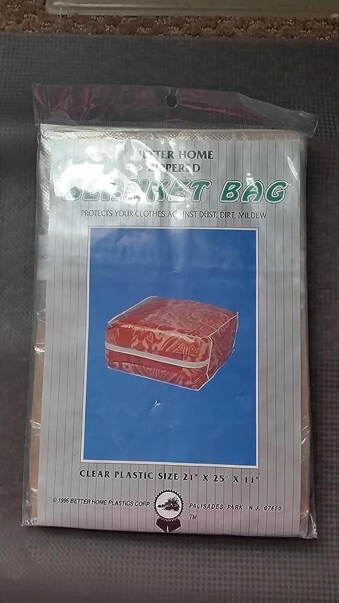 Amazon.com: Con cierre manta – Bolsa para almacenamiento ...