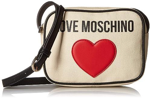 Bolso De Mano Mujer Love Moschino