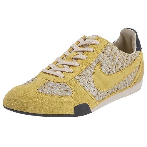 new product 7a977 ac210 Nike da Donna Sprint Sister Fish-Skin Trainer, Giallo