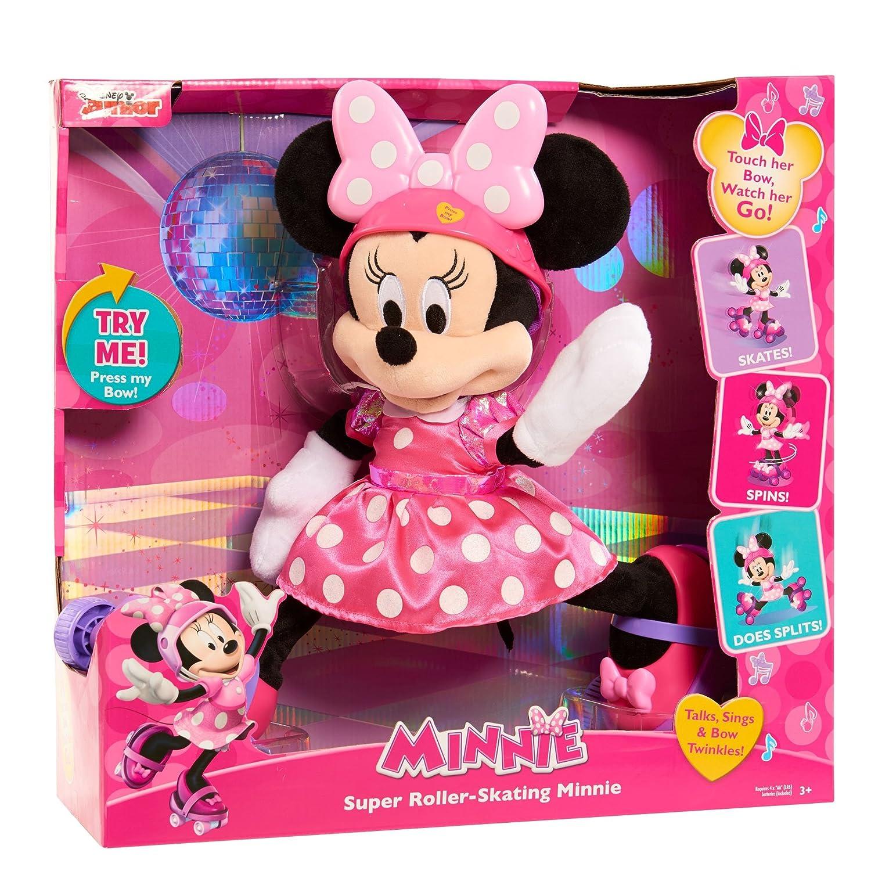 Super Roller Skating Minnie Plush
