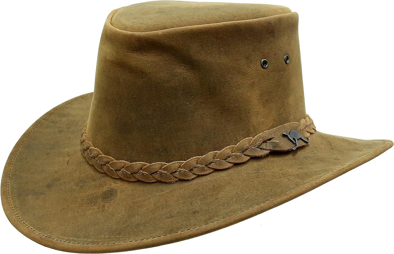 Kakadu Traders Australia - Sombrero Cowboy - para Hombre: Amazon ...